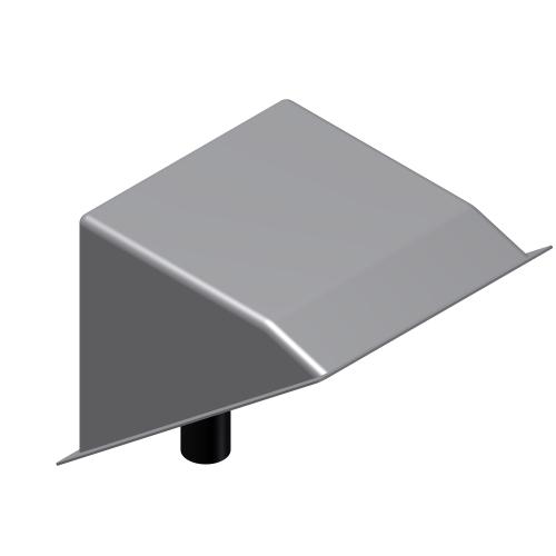 FRP Single Transformer Canopy