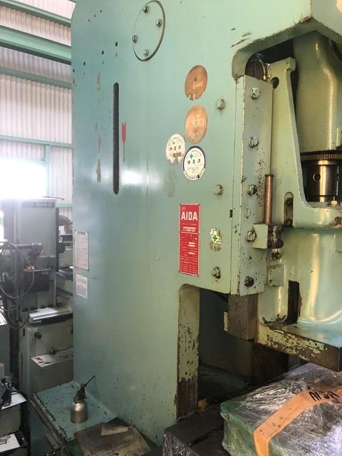 Used AIDA 60 Ton Power Press
