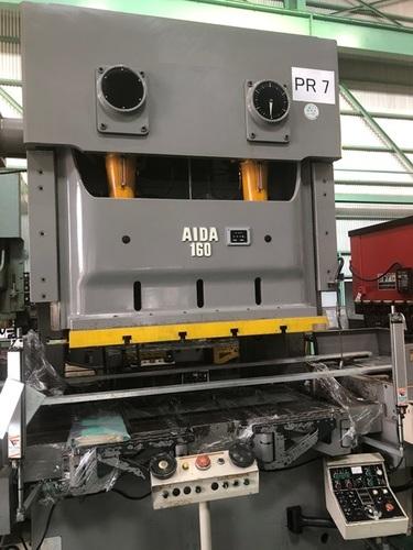 Used AIDA 160 Ton Power Press