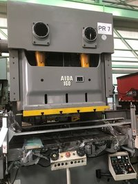 AIDA 160 TON POWER PRESS