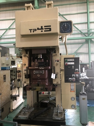Used AMADA Power Press