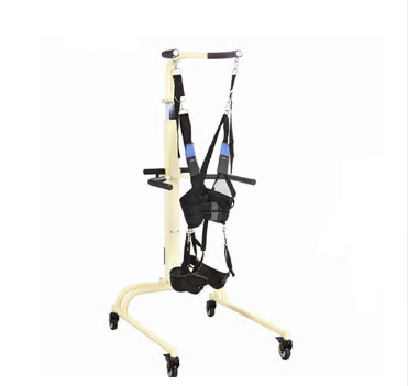 Manual unweight gait training system