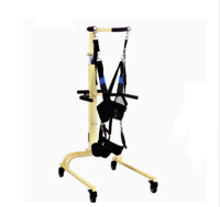 Manual Unweighted Gait Training System