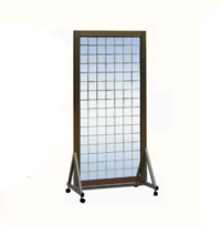 Glass Mirror with grid KD-JZJ-02