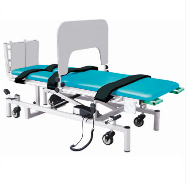 Electric Tilt Table With Ankle Joint Exercise Board