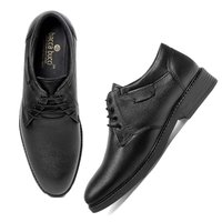 Men's Black Leather Shoes