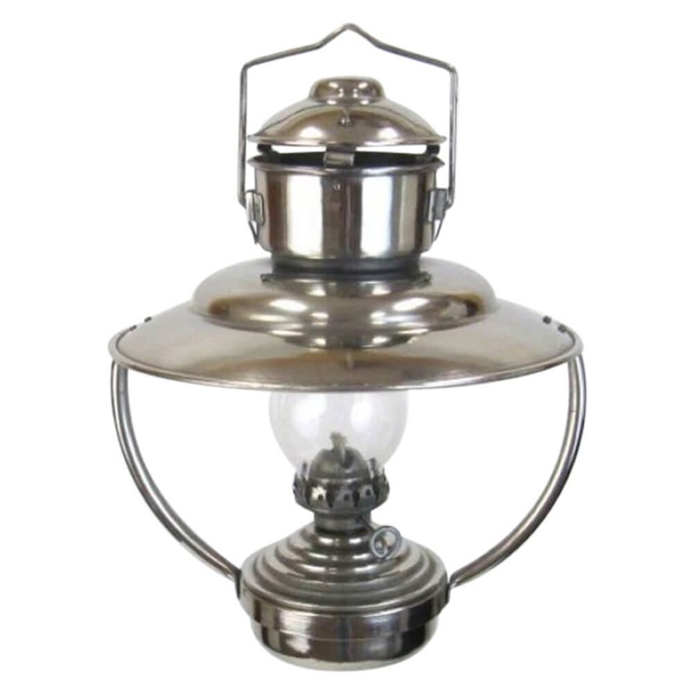 Trawler Lamp Chrome