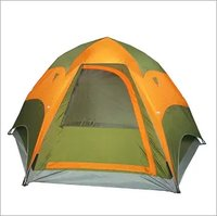Quick Up Tent With Umbrella System