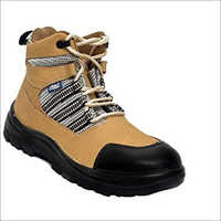 High Ankle Industrial Safety Shoes