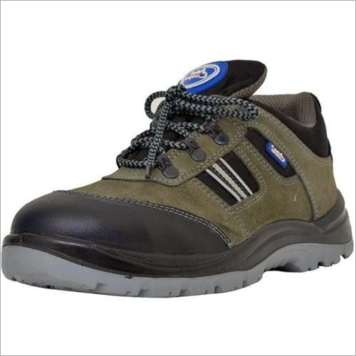 Allen Cooper Brown Safety Shoes