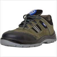 Allen Cooper Brown Safety Shoes
