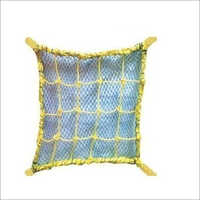 Construction Safety Net With Fish Net