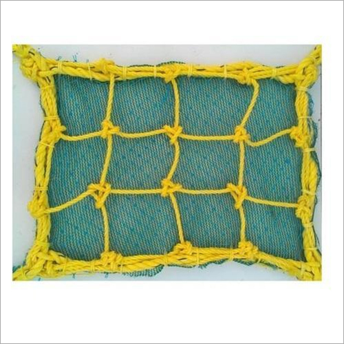 Construction Safety Net With Fish And Agro Green Shed