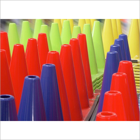 Fluorescent Pigments for Traffic Cone