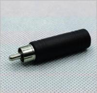 SH-B118 RCA plug to 6.3mm mono jack