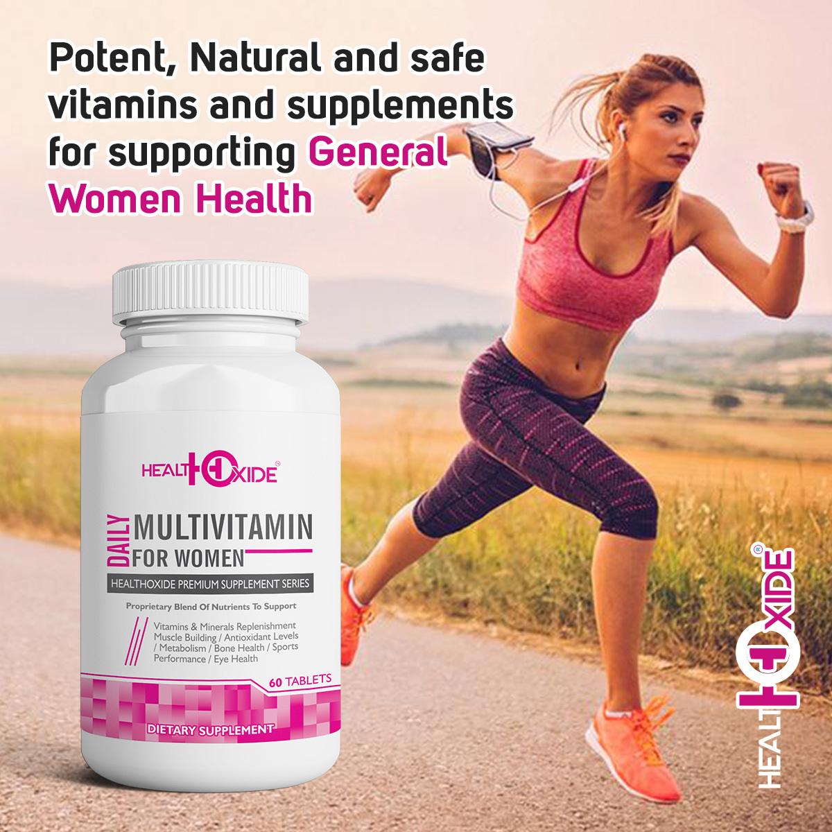 Multivitamin For Women Tablet