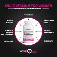 Multivitamin For Women Tablet