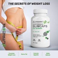 Slimcaps Fat Burner Weight Loss Capsules