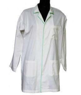Coat Full Sleeve with Trim