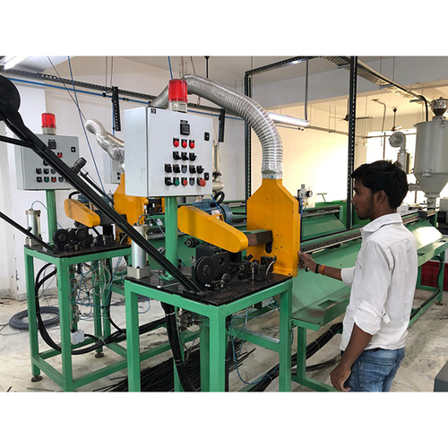 Outer Casing Cut Off Machine