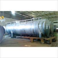 Primary Oil Storage Tank