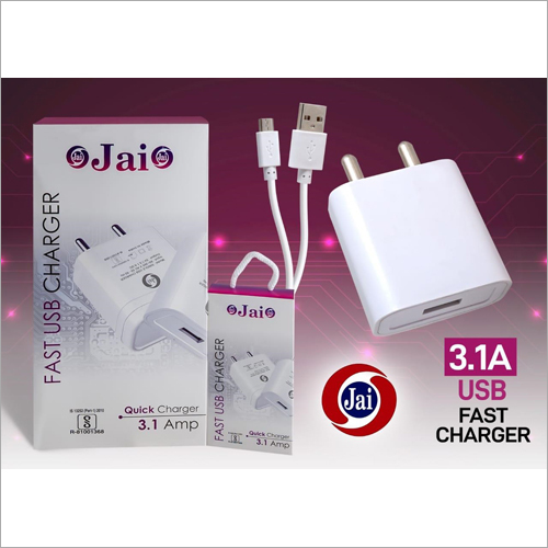 3.1Amp Mobile USB Charger