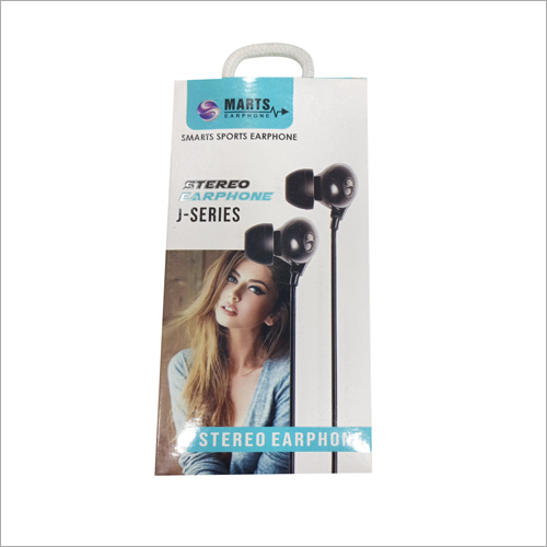 J Series Stereo Wired Earphone