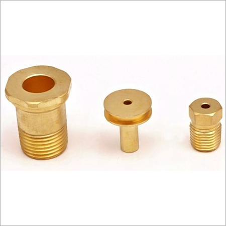 Brass Lead Free Turned Components