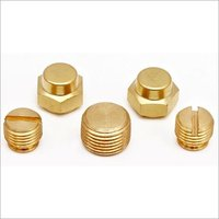 Brass Lead Free Machined Parts