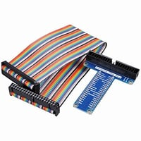 GPIO board with FRCcable for Raspberry PI