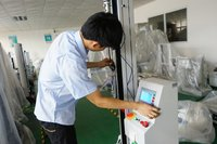 Universal tensile strength testing machine