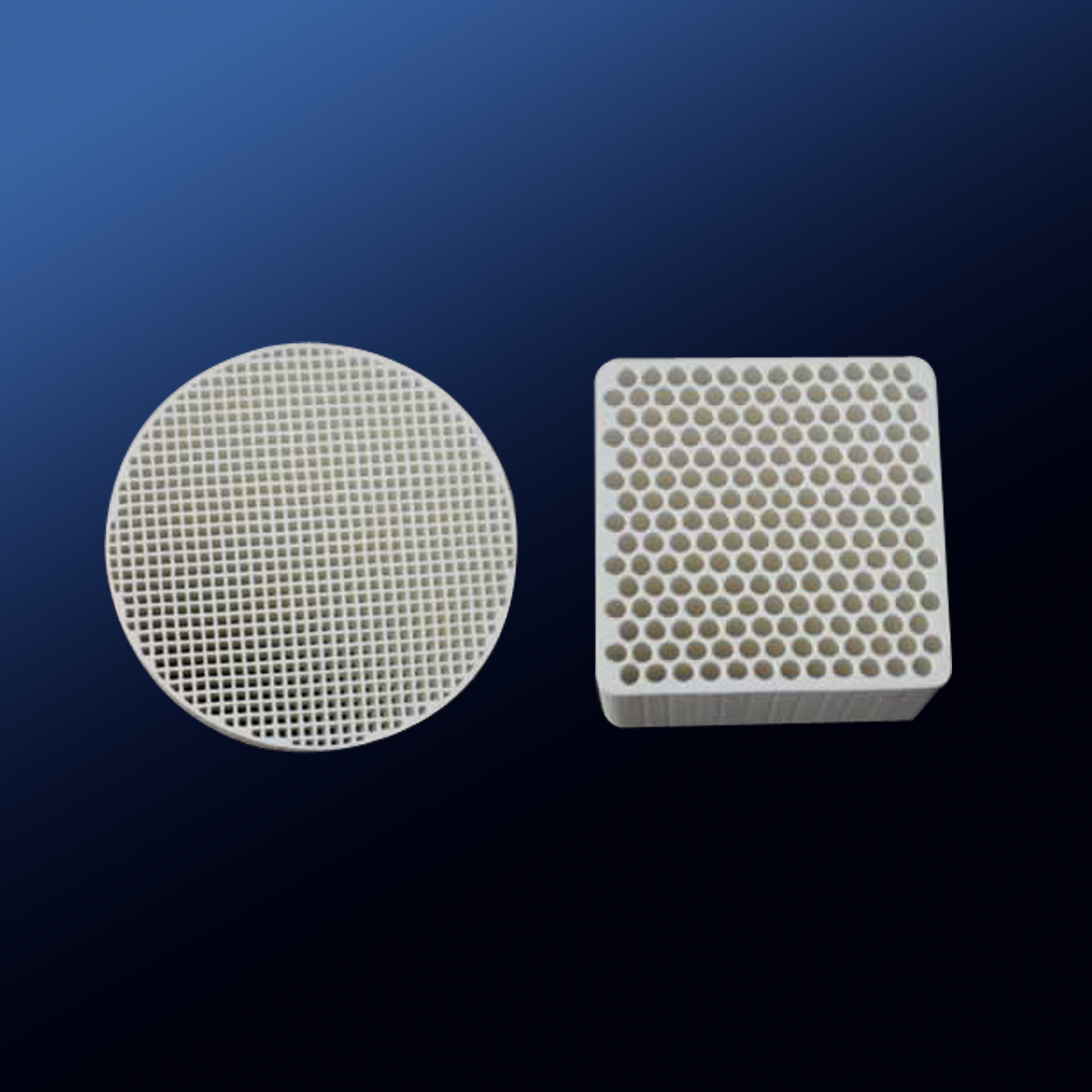 Porous Honeycomb Ceramic Filter for casting filtration