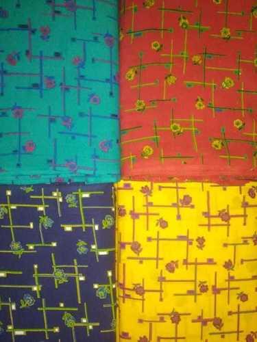 Kalamkari Block Fabric