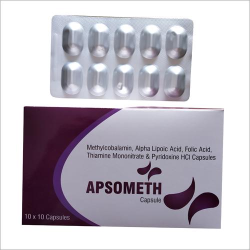 Methylcobalamin Alpha Lipoic Acid