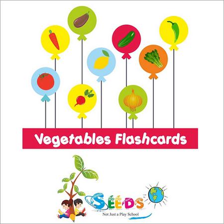 Kids Vegetables Tutorial