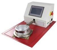 Air permeability testing equipment for textile