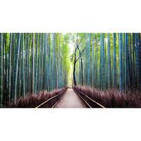 Bamboo Painting  As Per Vastu