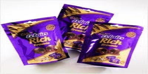 POF Shrink Pouch for Confectionery