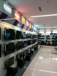 TV Display Racks