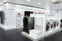 Large Appliances Display Racks