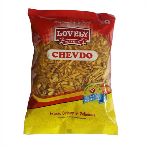 Spicy Chevdo