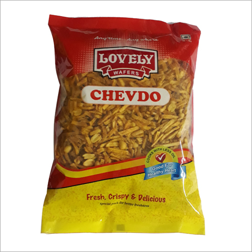 Spicy Chevdo