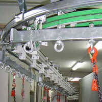 Storage T Overhead Conveyor