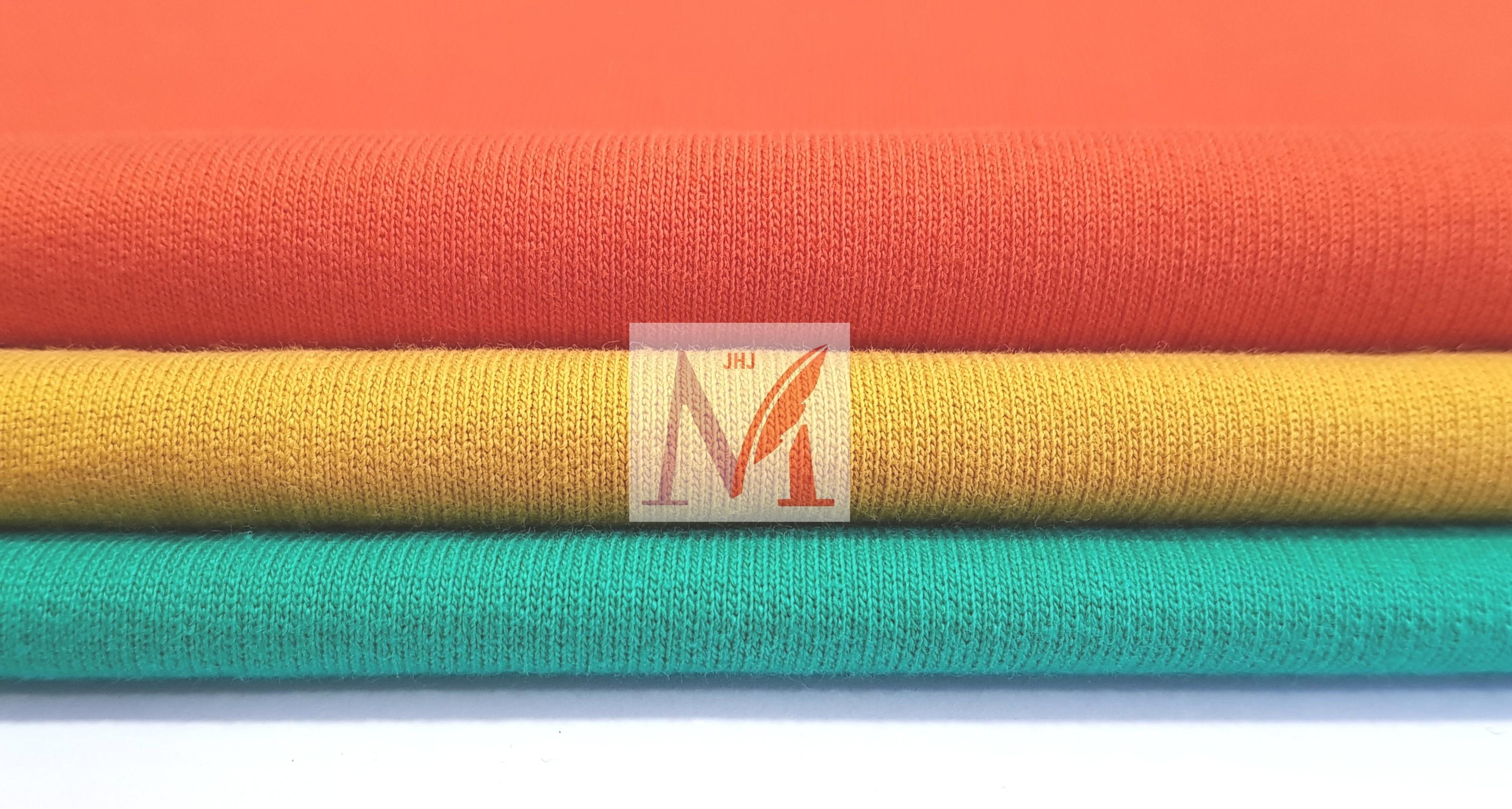 Cotton 1x1 Rib Fabric