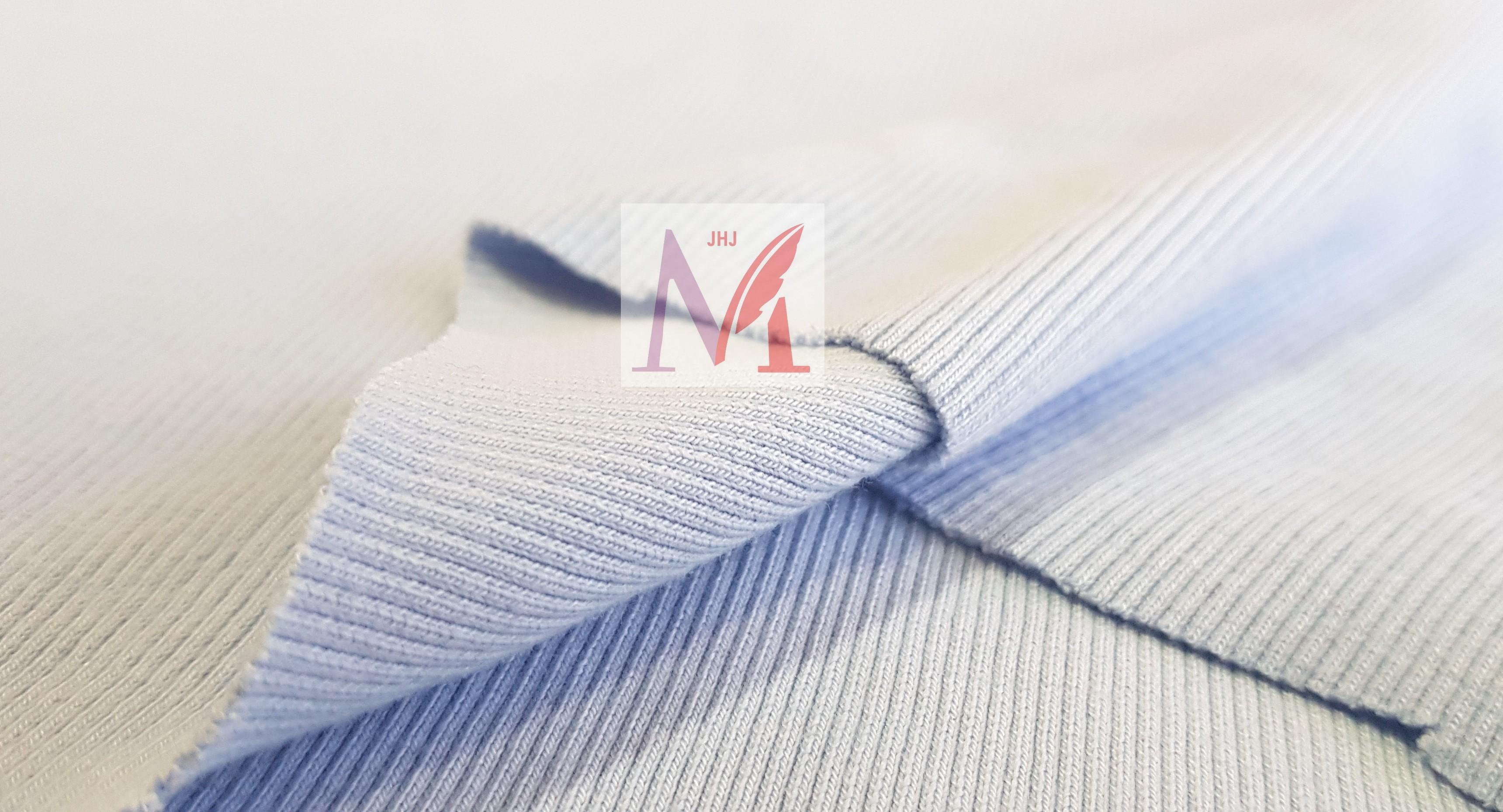Cotton 2x2 Rib Fabric