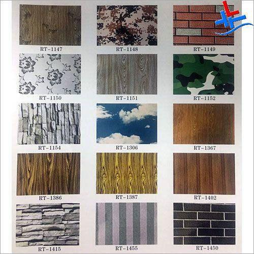 Color Coated Aluminum
