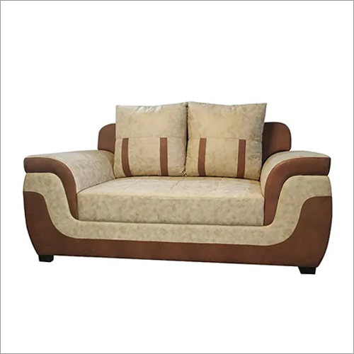 Living Room Two Seater Sofa Set