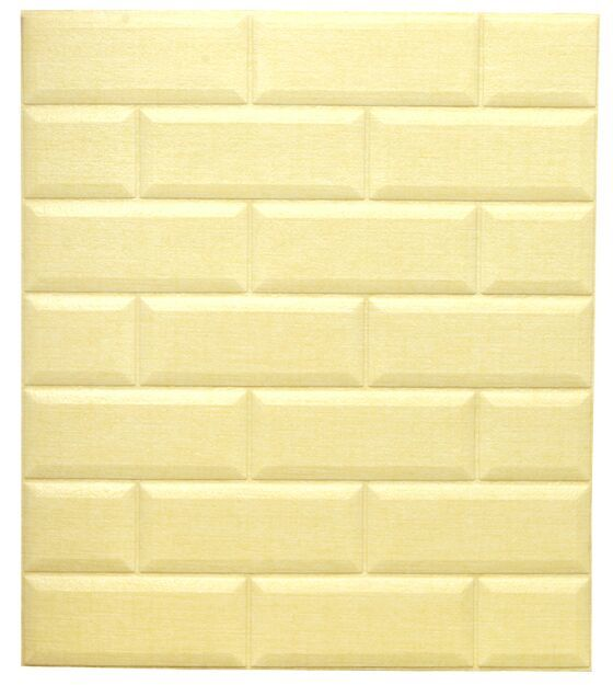 3D Cushioning Foam Wall Panels