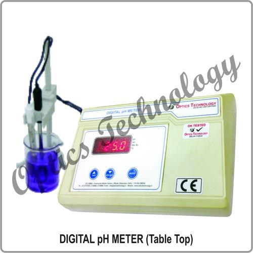 DIGITAL pH METER (Table Top)