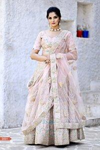 bridal lehenga choli (9991)